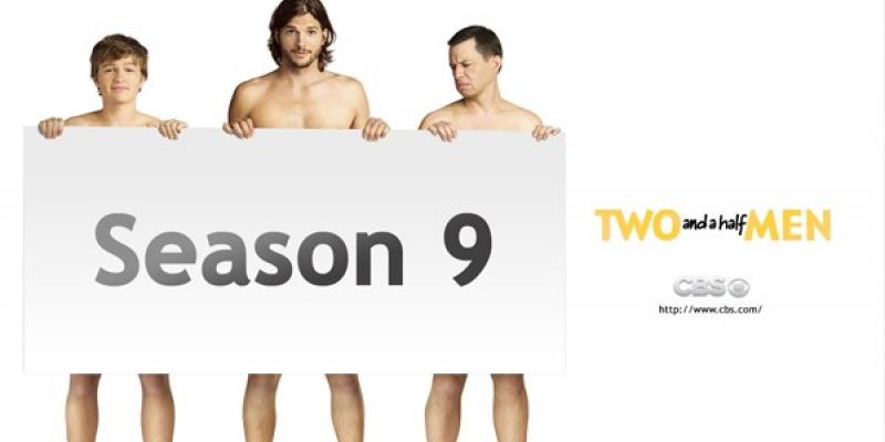 Two and a Half Men, de la Charlie Sheen la Ashton Kutcher