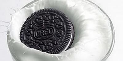 Oreo - biscuitul preferat al laptelui