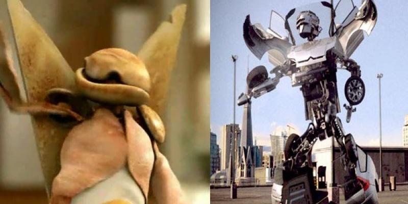 SpoofExpo - Dancing Robot