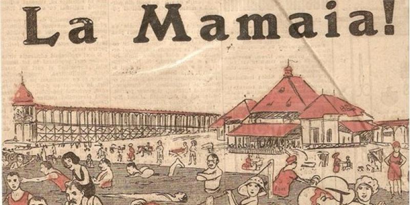 Colectiune a propagandei turistice de altadat'
