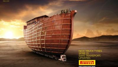 Pirelli Truck Tyres - Noah's Ark