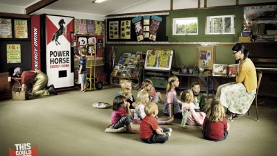 PowerHorse - Kindergarten