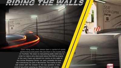 SEAT - Riding the walls