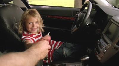 Subaru - Baby driver