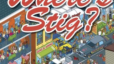 Top Gear - Where's Stig