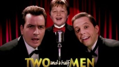 Two and a half men - Charlie Sheen