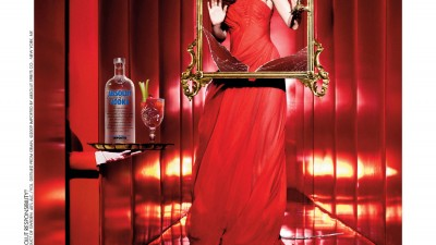 ABSOLUT - Bloody