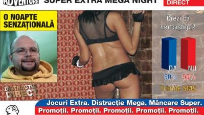 AdVenture: Noaptea Agentiilor 2011 - Super Extra Mega Night