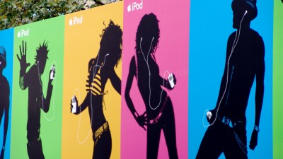 Apple - iPod Posters