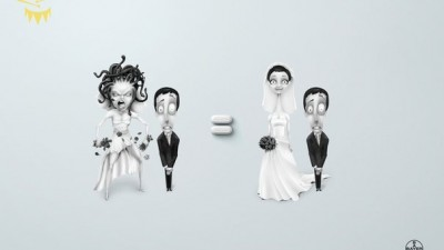 Aspirin - Before and After Bride