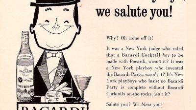 Bacardi - New York Playboys