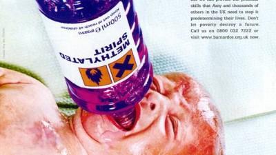 Barnardo's - Methylated spirit