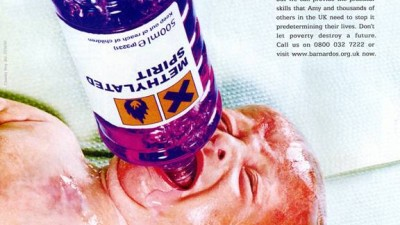 Barnardo's - Methylated spirit