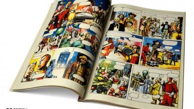 British Council - Comics