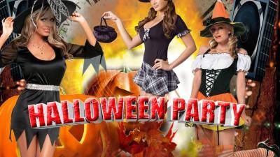 Club Bellagio - Halloween Party