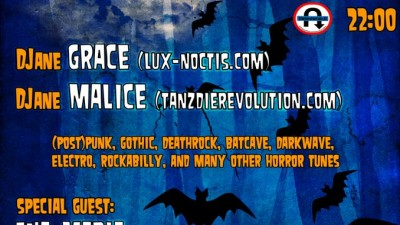 Club Underworld - Release The Bats Halloween Party 2011