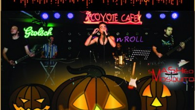 Coyote Cafe - Halloween Party 2011