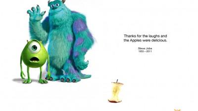 Craig Fitzgerald - Monsters (pentru Steve Jobs)