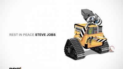 DDB Cairo - Wall-E (pentru Steve Jobs)