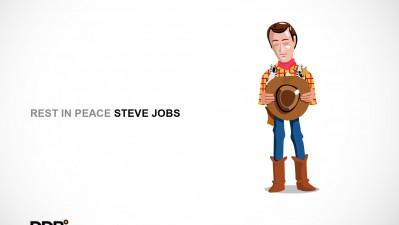 DDB Cairo - Woody (pentru Steve Jobs)