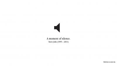 Erwin Penland - Silence (pentru Steve Jobs)