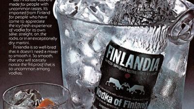 Finlandia - For vodka lovers