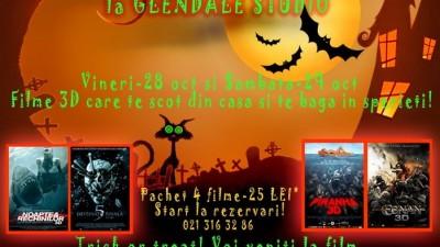 Glandale Studio - American Halloween Night