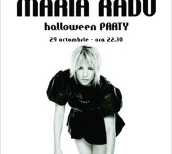 Hard Rock Cafe - Halloween Party cu Maria Radu
