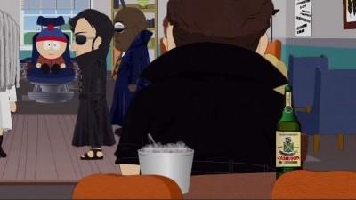 Jameson - South Park: The Ass Burgers - Paharul cu gheata (2)