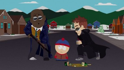 Jameson - South Park: The Ass Burgers - Sticla sparta