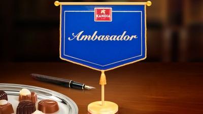 Kandia Ambasador - Logo