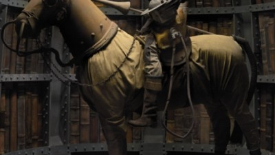 Lavazza - The Lavazzers - Eu, Don Quijote (mai)