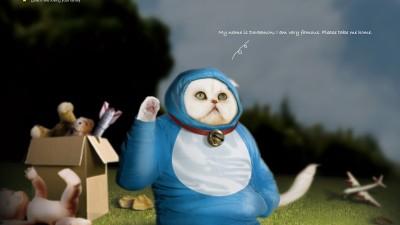 Lucky Cat Club - Doraemon