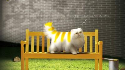 Lucky Cat Club - Garfield