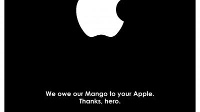 Mangomedia - Mango-Apple (pentru Steve Jobs)