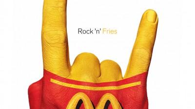 McDonald's - Rock'n'Fries