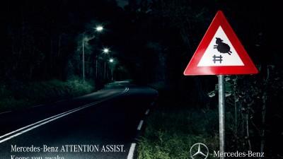 Mercedes-Benz - Attention Assist