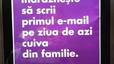 Milka - E-mail