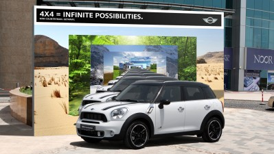 Mini Countryman 4x4 - Infinite possibilities