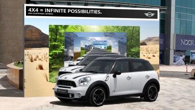 Mini Countryman 4x4 - Infinite possibilities