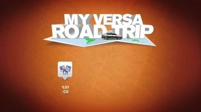 Nissan Versa - Road Trip Contest