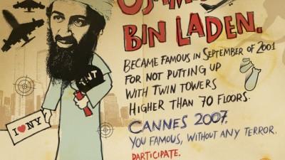 O Estado de Sao Paulo - Cannes Lions 2007 representative - Osama