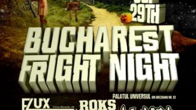 Palatul Universul - Bucharest Fright Night