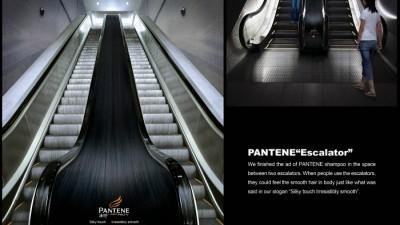Pantene - Escalator