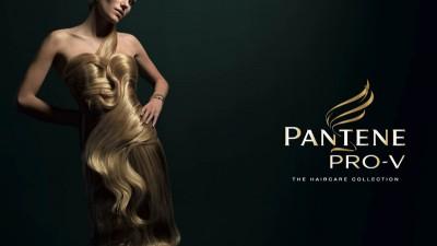Pantene Pro V - Blonde hair dress