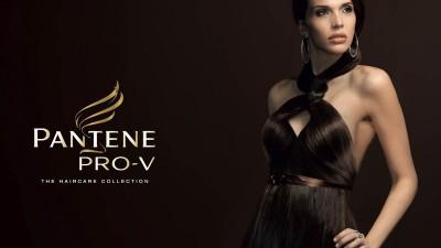 Pantene Pro V - Brunette hair dress