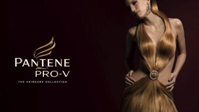 Pantene Pro V - Red hair dress