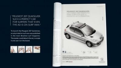 Peugeot 207 Quiksilver - Wax