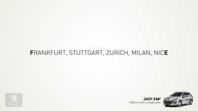 Peugeot 207 - SW, 1