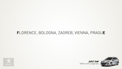 Peugeot 207 - SW, 2